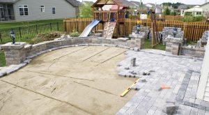 Paving Stone Design Calgary